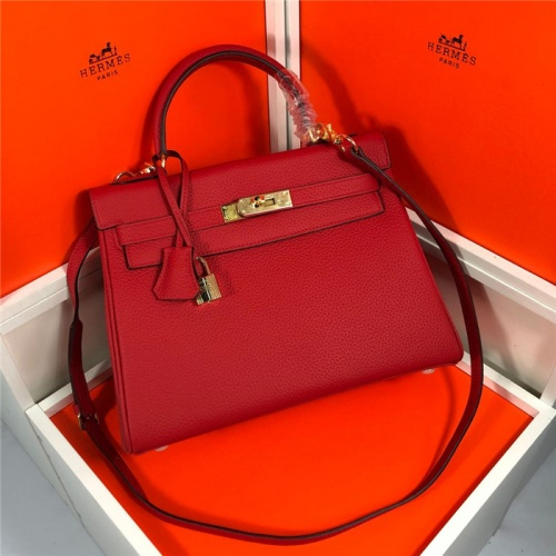 Hermes AAA Quality Handbags For Women #810704