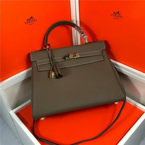 Hermes AAA Quality Handbags For Women #810706 $101.00 USD, Wholesale Replica Hermes AAA Quality Handbags