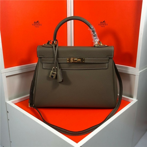 Replica Hermes AAA Quality Handbags For Women #810706 $101.00 USD for Wholesale