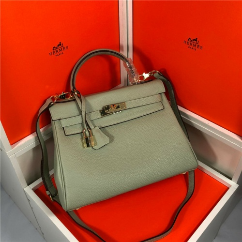 Hermes AAA Quality Handbags For Women #810707 $101.00, Wholesale Replica Hermes AAA Quality Handbags