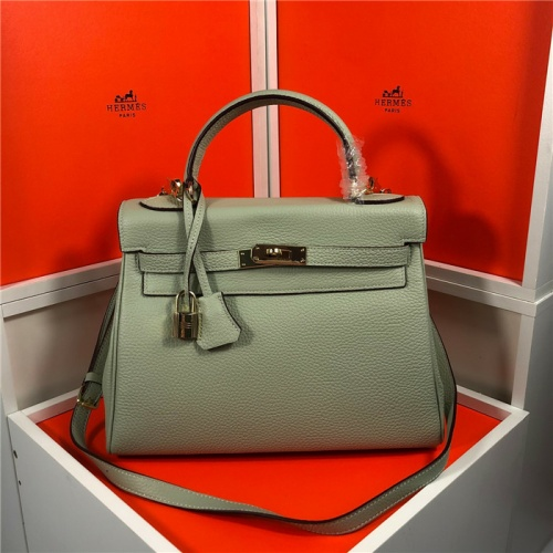 Replica Hermes AAA Quality Handbags For Women #810707 $101.00 USD for Wholesale