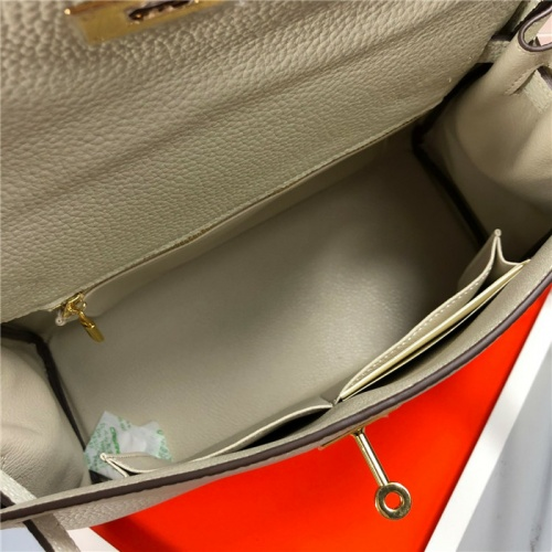 Replica Hermes AAA Quality Handbags For Women #810708 $101.00 USD for Wholesale