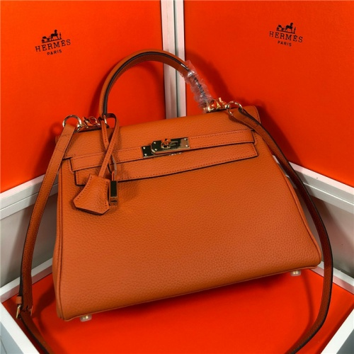 Hermes AAA Quality Handbags For Women #810709