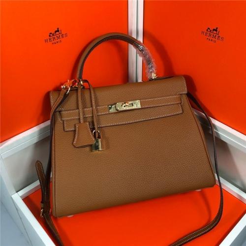 Hermes AAA Quality Handbags For Women #810712