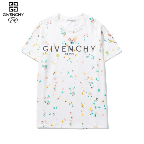 Givenchy T-Shirts Short Sleeved O-Neck For Men #810728 $29.00 USD, Wholesale Replica Givenchy T-Shirts