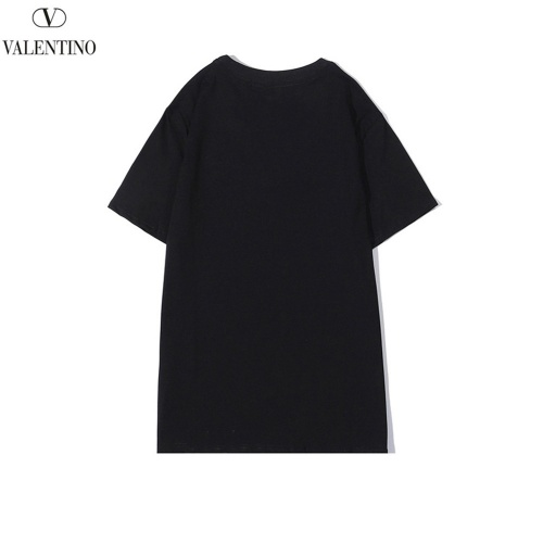 Replica Valentino T-Shirts Short Sleeved O-Neck For Men #810782 $27.00 USD for Wholesale