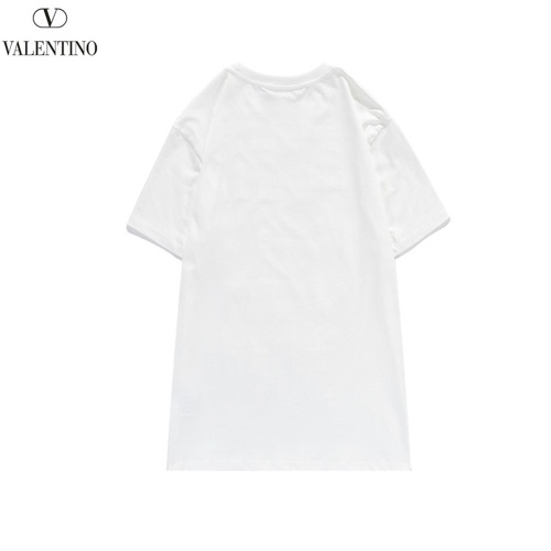 Replica Valentino T-Shirts Short Sleeved O-Neck For Men #810783 $27.00 USD for Wholesale