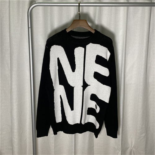 Valentino Sweaters Long Sleeved O-Neck For Men #810788 $45.00 USD, Wholesale Replica Valentino Sweaters