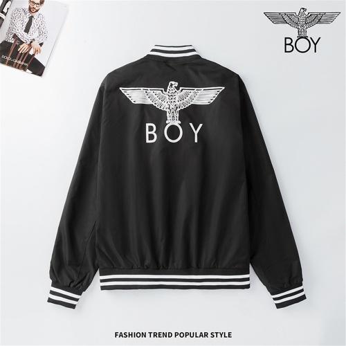 Boy London Jackets Long Sleeved Zipper For Men #810796