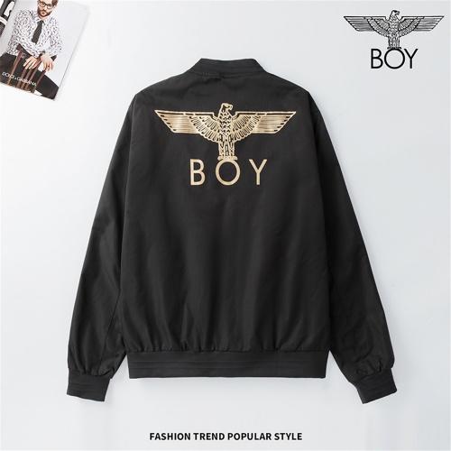 Boy London Jackets Long Sleeved Zipper For Men #810797