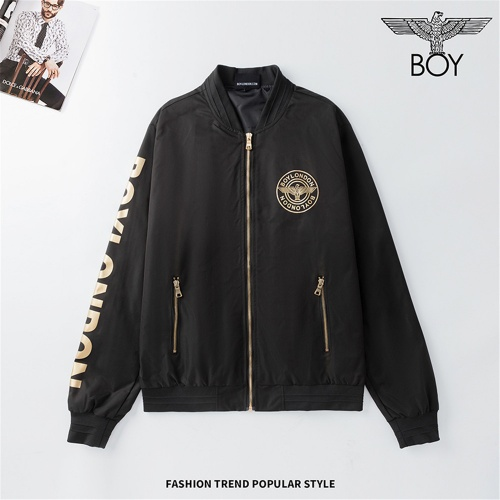 Replica Boy London Jackets Long Sleeved Zipper For Men #810798 $48.00 USD for Wholesale