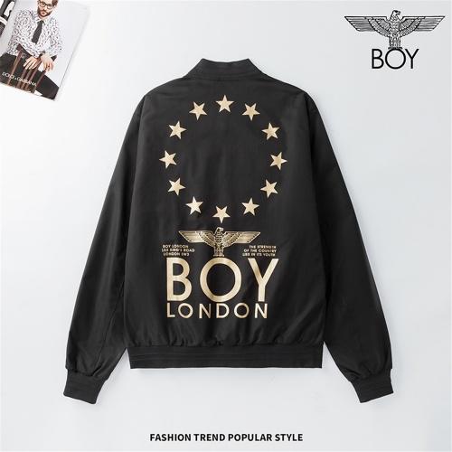 Boy London Jackets Long Sleeved Zipper For Men #810800 $48.00 USD, Wholesale Replica Boy London Jackets