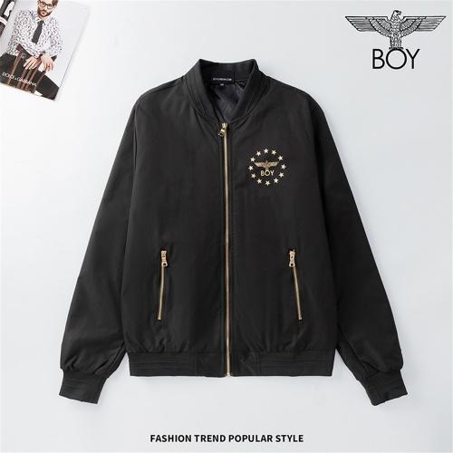 Replica Boy London Jackets Long Sleeved Zipper For Men #810800 $48.00 USD for Wholesale