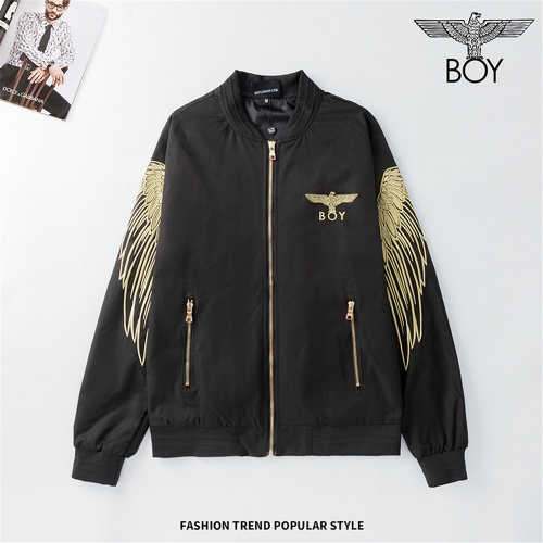 Boy London Jackets Long Sleeved Zipper For Men #810801 $48.00 USD, Wholesale Replica Boy London Jackets