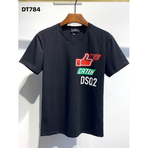 Dsquared T-Shirts Short Sleeved O-Neck For Men #810842
