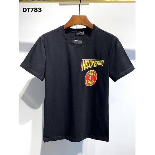 Dsquared T-Shirts Short Sleeved O-Neck For Men #810844