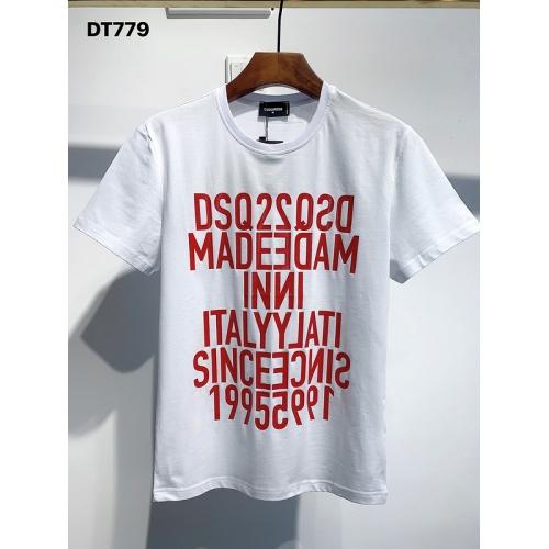 Dsquared T-Shirts Short Sleeved O-Neck For Men #810845