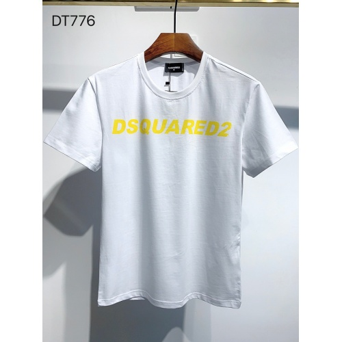 Dsquared T-Shirts Short Sleeved O-Neck For Men #810847
