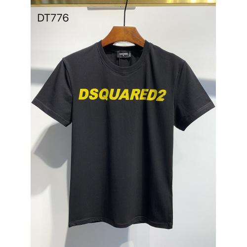 Dsquared T-Shirts Short Sleeved O-Neck For Men #810848