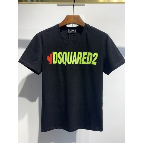 Dsquared T-Shirts Short Sleeved O-Neck For Men #810849