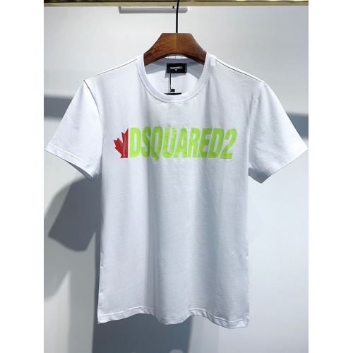 Dsquared T-Shirts Short Sleeved O-Neck For Men #810850