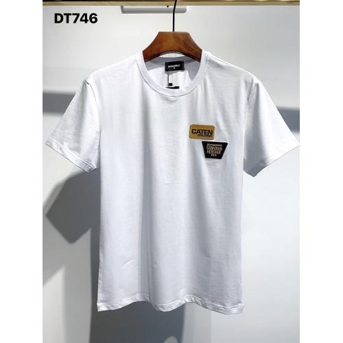 Dsquared T-Shirts Short Sleeved O-Neck For Men #810862