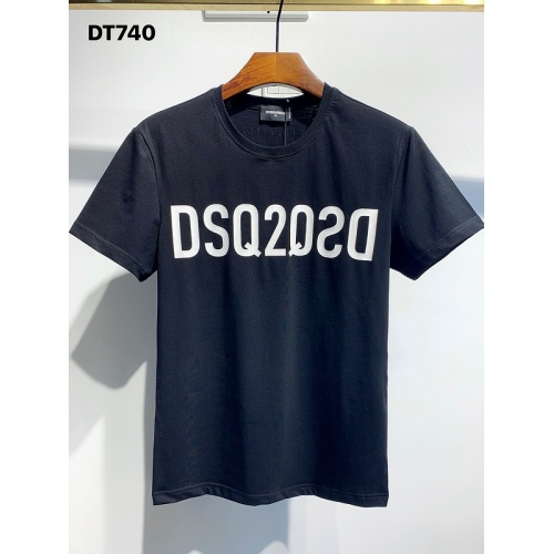 Dsquared T-Shirts Short Sleeved O-Neck For Men #810864