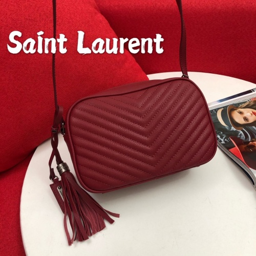 Replica Yves Saint Laurent YSL AAA Messenger Bags #810874 $85.00 USD for Wholesale