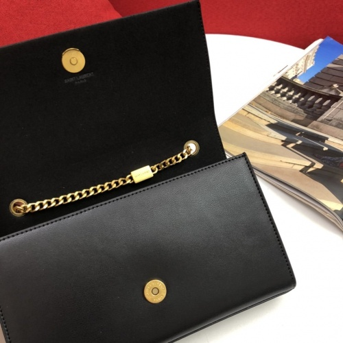 Replica Yves Saint Laurent YSL AAA Messenger Bags #810881 $88.00 USD for Wholesale
