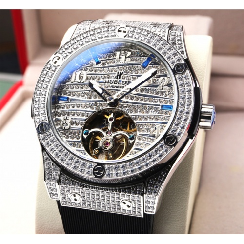 HUBLOT AAA Quality Watches For Men #810902 $272.00 USD, Wholesale Replica HUBLOT Quality Watches