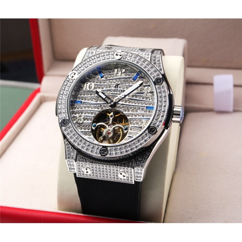 Replica HUBLOT AAA Quality Watches For Men #810902 $272.00 USD for Wholesale