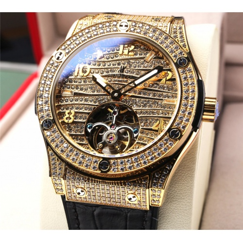 HUBLOT AAA Quality Watches For Men #810903 $272.00 USD, Wholesale Replica HUBLOT Quality Watches
