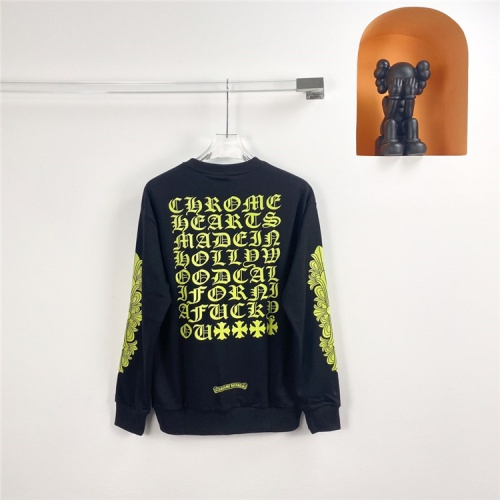 Chrome Hearts Hoodies Long Sleeved O-Neck For Unisex #810965