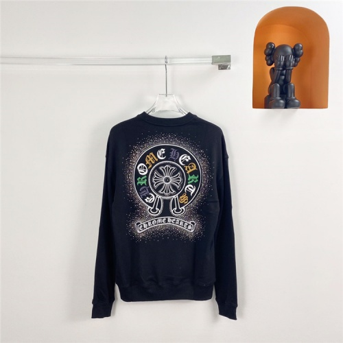 Chrome Hearts Hoodies Long Sleeved O-Neck For Unisex #810969