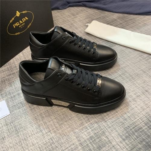 Prada Casual Shoes For Men #810975