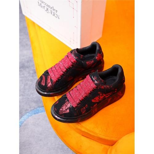 Alexander McQueen Casual Shoes For Women #810983