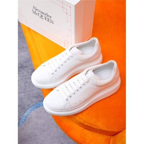 Alexander McQueen Casual Shoes For Women #811003