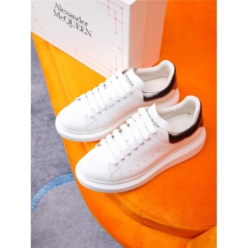Alexander McQueen Casual Shoes For Men #811021