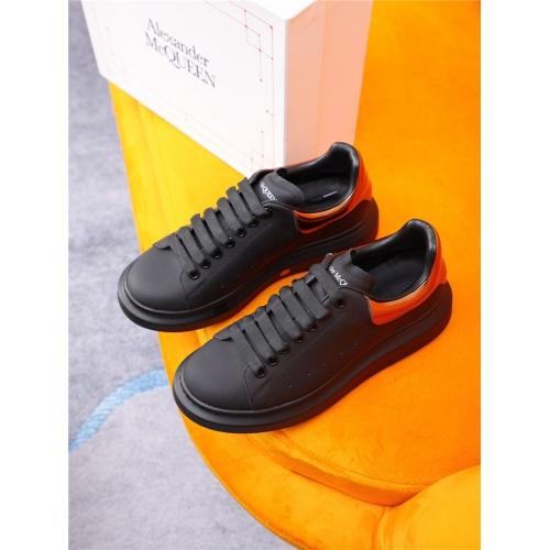 Alexander McQueen Casual Shoes For Men #811022
