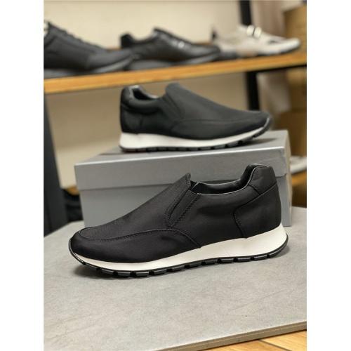 Prada Casual Shoes For Men #811029