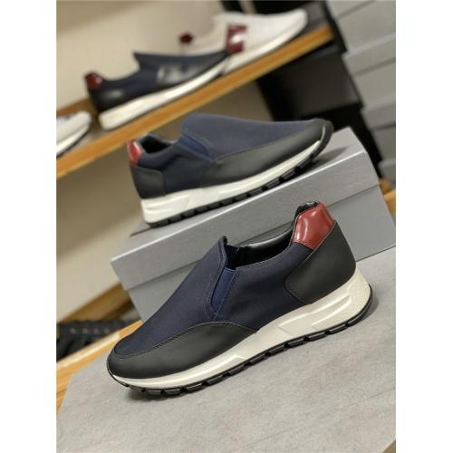 Prada Casual Shoes For Men #811030