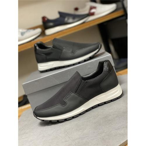 Prada Casual Shoes For Men #811032
