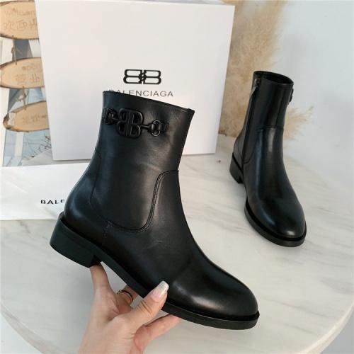 Balenciaga Boots For Women #811034