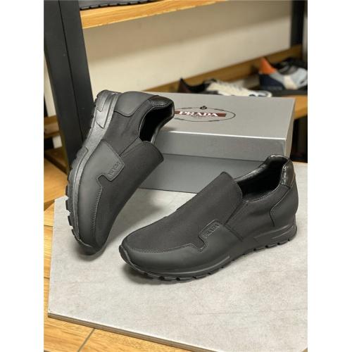 Prada Casual Shoes For Men #811036