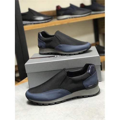 Prada Casual Shoes For Men #811038