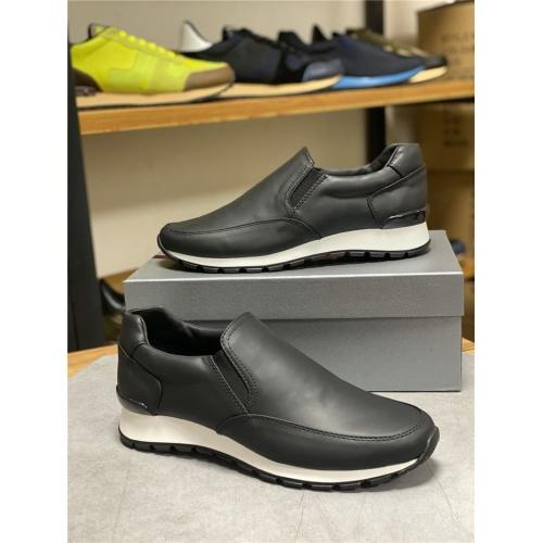 Prada Casual Shoes For Men #811043