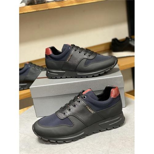 Prada Casual Shoes For Men #811046