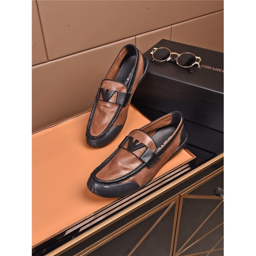 Armani Casual Shoes For Men #811051