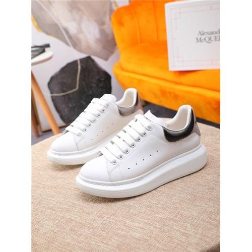 Alexander McQueen Casual Shoes For Men #811053