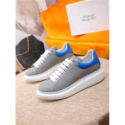 Alexander McQueen Casual Shoes For Men #811056